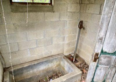 farmhouse water basin