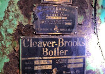 Cleaver-Brooks Co Boiler