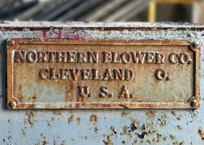 Northern Blower Co Cleveland Ohio