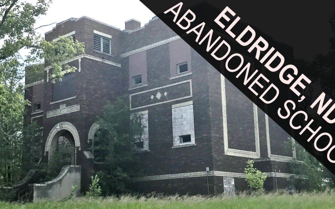 Creepy Abandoned School House | Eldridge, ND