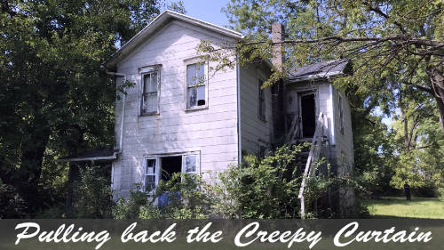 Creepy Abandoned Farmhouse in Ohio | Built in 1870