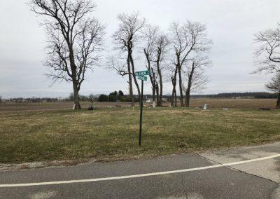abandoned cemetery ohio bath township