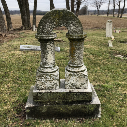 Lost Cemetery Located in Greene County, Ohio