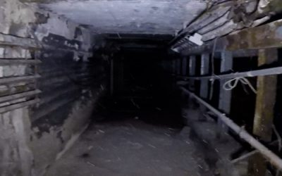 Abandoned Dayton, Ohio Steam Tunnels | The Secret Under 1st Street