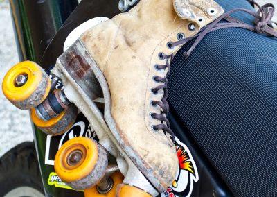 skyborn fairborn ohio skateland vintage skates