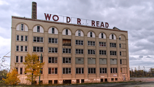 wonderbread building front buffalo