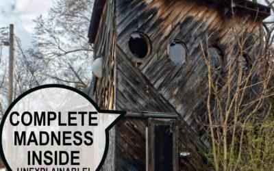 Abandoned Eccentric Custom House in Dayton, Ohio