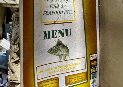 reel fresh fish abandoned restaurant ohio dayton