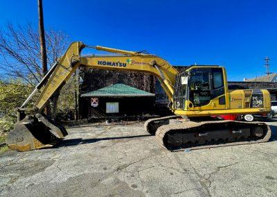 the ivy restaurant demolition dayton