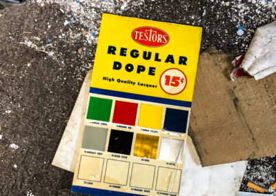 Regular Dope Testors Paint