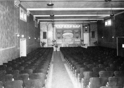 vintage midget theatre inside dayton ohio history