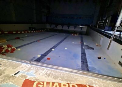 abandoned-pool-with-lifeguard-float