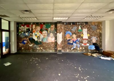 african-american-history-mural-in-abandoned-school