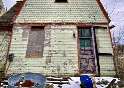 abandoned-house-victorian-back-door-purple