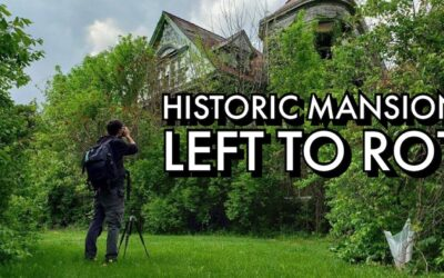 Abandoned Victorian Mansion | Urban Exploring | Cincinnati History