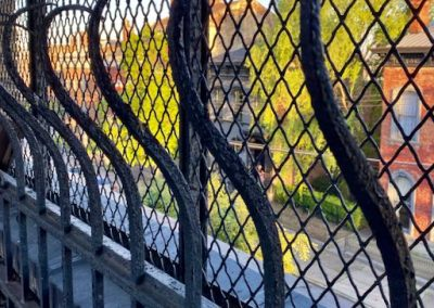 iron fence school ohio