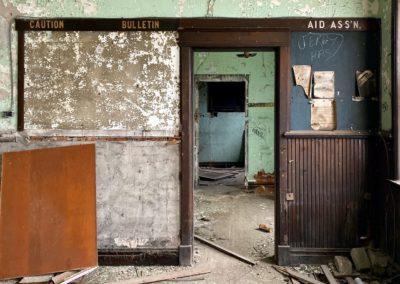 abandoned-trolley-bulletin-board
