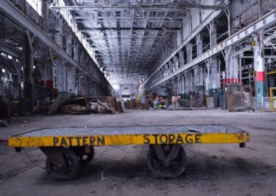 abandoned_pattern_mold_factory_cart