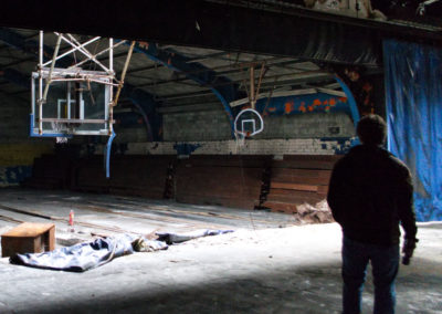 abandoned gym in ohio