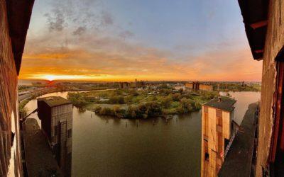 Abandoned Cargill Grain Elevator  | Urban Exploring Buffalo