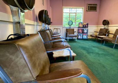 abandoned hair salons in ohio