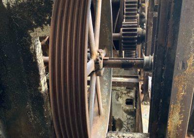 cargill s grain elevator gears