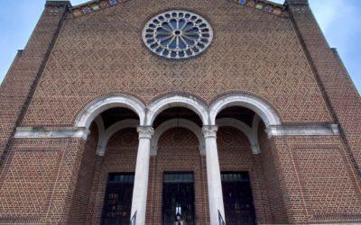 Exploring a Huge Abandoned Catholic Church in Ohio | Italian Architecture