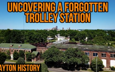 Abandoned Trolley Station in Ohio | Urban Exploring (2020)