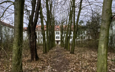 Exploring Creepy Abandoned Hospital near Wroclaw Poland