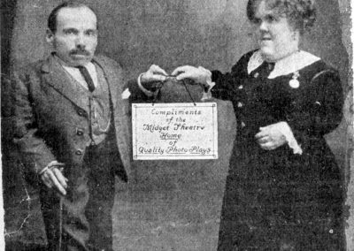 sherman and sadie potterf midget theatre famous little people