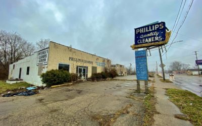 Exploring an Abandoned Dry Cleaners with Everything Inside | OHIO HISTORY