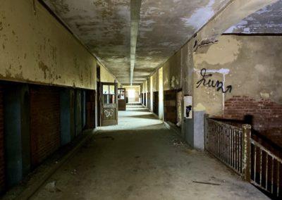 abandoned school for sale in ohio hallway