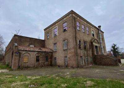 abandoned 1920s ohio school