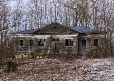 abandoned schoolhouse crawley wv