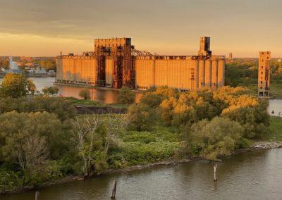 silo city