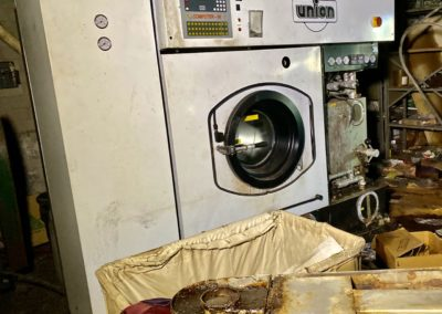 union commercial washing machine